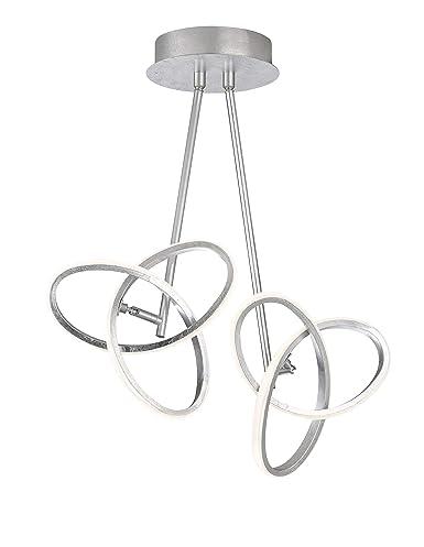 WOFI - Lámpara de interior, para salón, lámpara de techo ...