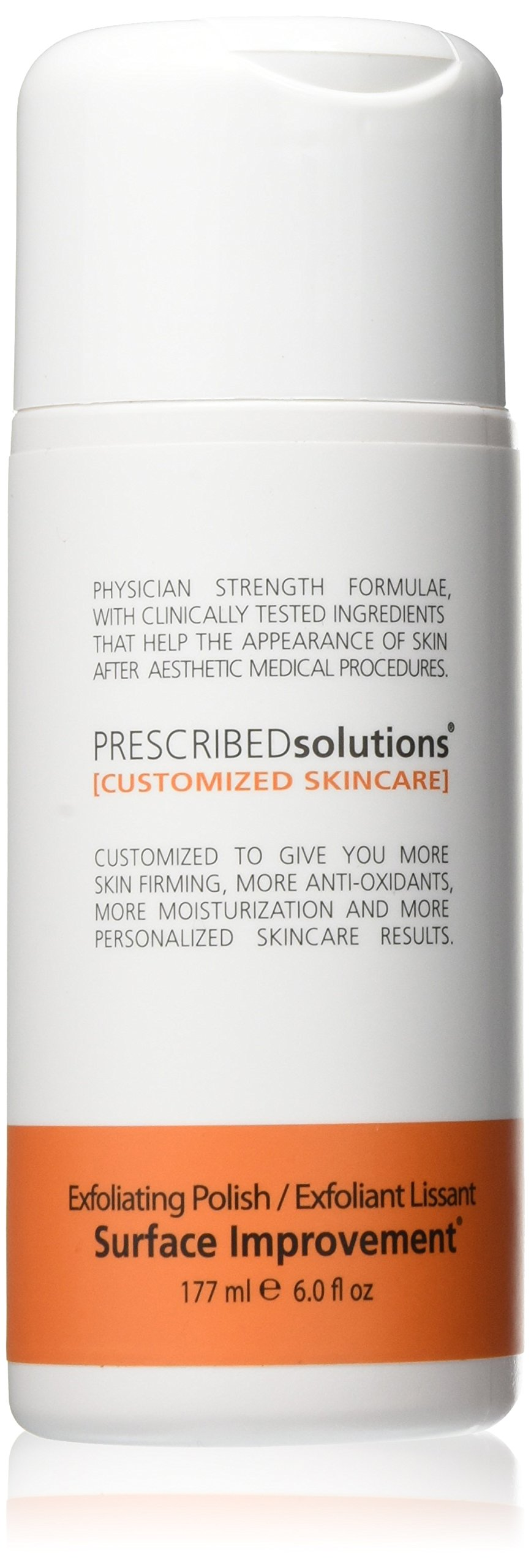 PRESCRIBEDsolutions Surface Improvement Exfoliating Face Polish , 6 Ounce