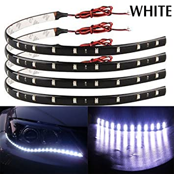 Amazoncom EverBright 30CM 5050 12SMD DC12V 4 Pieces Waterproof