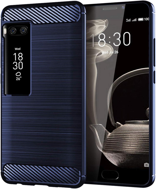 4Color-AW-Meizu Pro 7 Plus Color blanco adaptador de cable azul ...