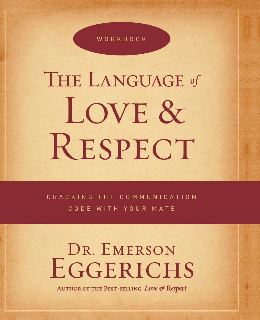 love and language respect workbook of the