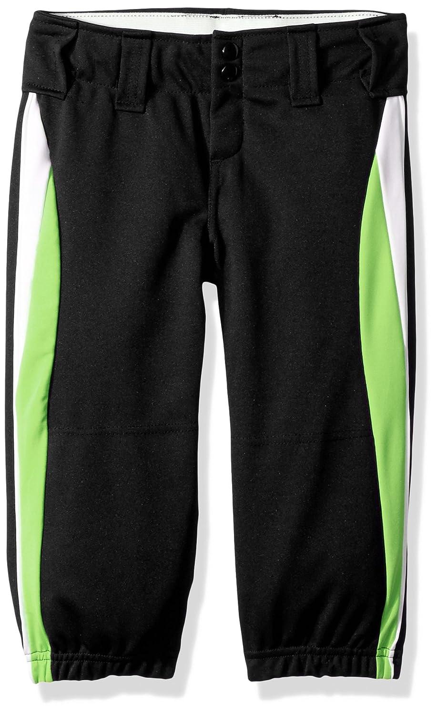 ★日本の職人技★ Augusta Large Sportswear Girls Girls ' Cometソフトボールパンツ B00HJTLID8 Black/Lime B00HJTLID8/White Large, 流北(るきた):1871400a --- svecha37.ru