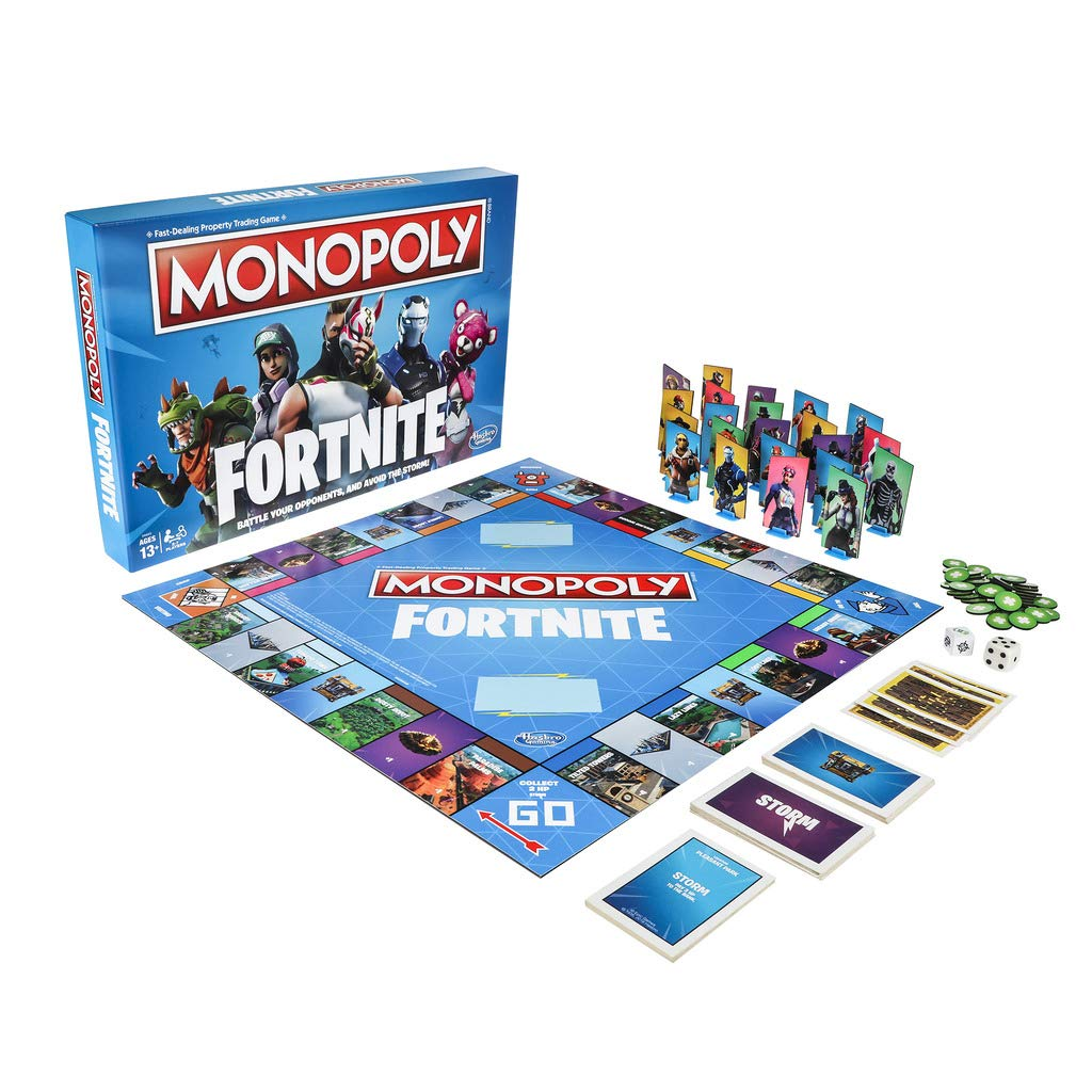 Monopoly Fortnite Board Game O...