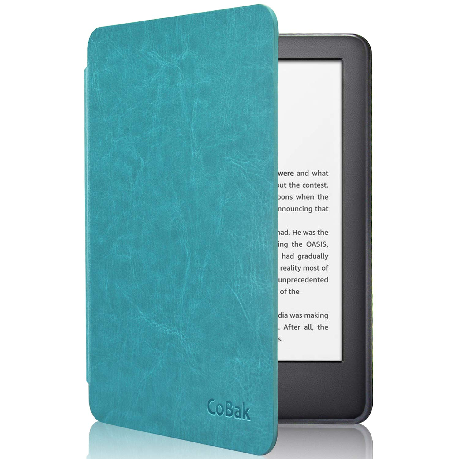release date: b74e0 0425f CoBak Case for All New Kindle 10th Generation 2019 Released ONLY - Premium  PU Leather Smart Cover with Auto Sleep and Wake, Will Not Fit Kindle ...