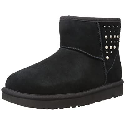 UGG Women's Classic Mini Boot with Pearls | Snow Boots