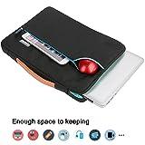 Lacdo 360° Protective Laptop Sleeve Case Briefcase