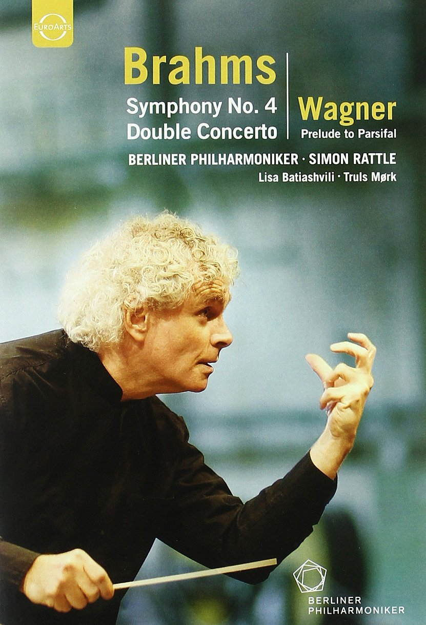 Brahms: Symphony No. 4 & Double Concerto / Wagner: Prelude to Parsifal