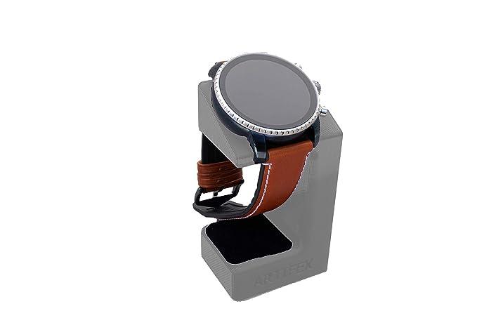 Artifex Design - Soporte de carga para reloj inteligente Fossil Q Explorist HR, Q Venture HR 4ª generación