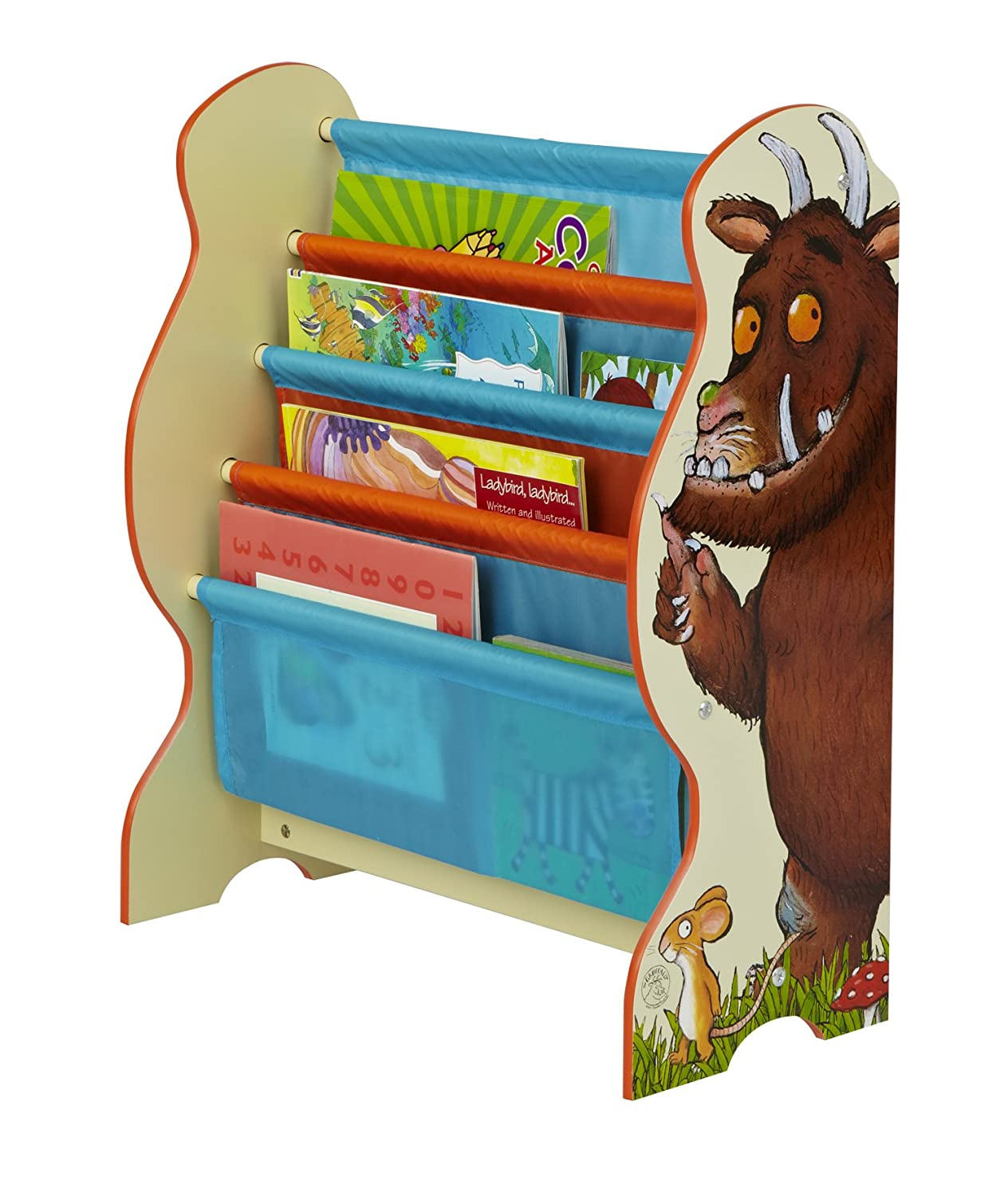 The Gruffalo Kids Sling Bookcase   Bedroom Storage By HelloHome:  Amazon.co.uk: Kitchen U0026 Home