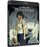 La Princesa Mononoke [Blu-ray]