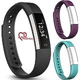 fbandz Altum ID115HR Fitness Band Excercise Tracker Smartwatch