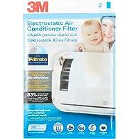 3M Elektrostatik Klima Filtresi, Beyaz