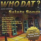 Who Dat: New Orleans Party Songs
