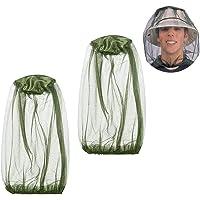 YouU 2 Pack Apicultor Sombrero Gorro Antimosquitos Gorro