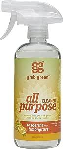 Grab Green Grabgreen All Purpose Cleaner Tangerine with Lemongrass - 16 Fl Oz