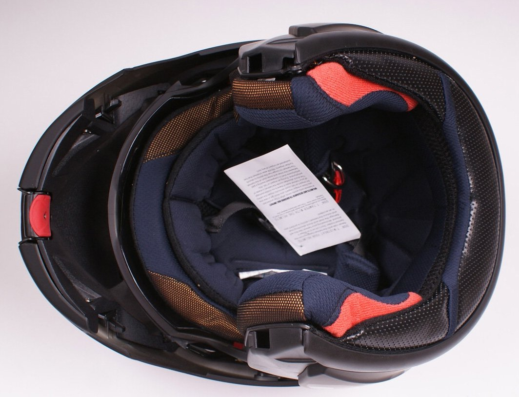 Amazon.com: WMN_TrulyStep New Dual / 2 Visors Modular Motorcycle Scooter Vespa Biker Full Open Face Jet Flip Up Integrated Helmet,8 Colors (L 59cm / 60cm, ...