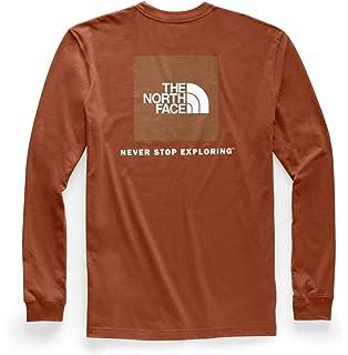 db0620223 The North Face Mens S/S Grey Box Tee | Amazon.com