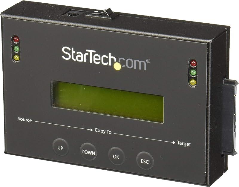 "StarTech.com Standalone 2.5/3.5"" SATA Hard Drive Duplicator w/Multi HDD/SSD Image Backup Library - Hard Drive Duplicator - 6 GBpm (SATDUP11IMG)"