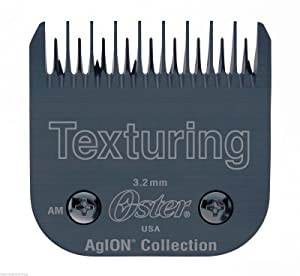 Oster Detachable Texturing Blade Fits Classic 76, Titan, Turbo,Model 10, Outlaw Clippers