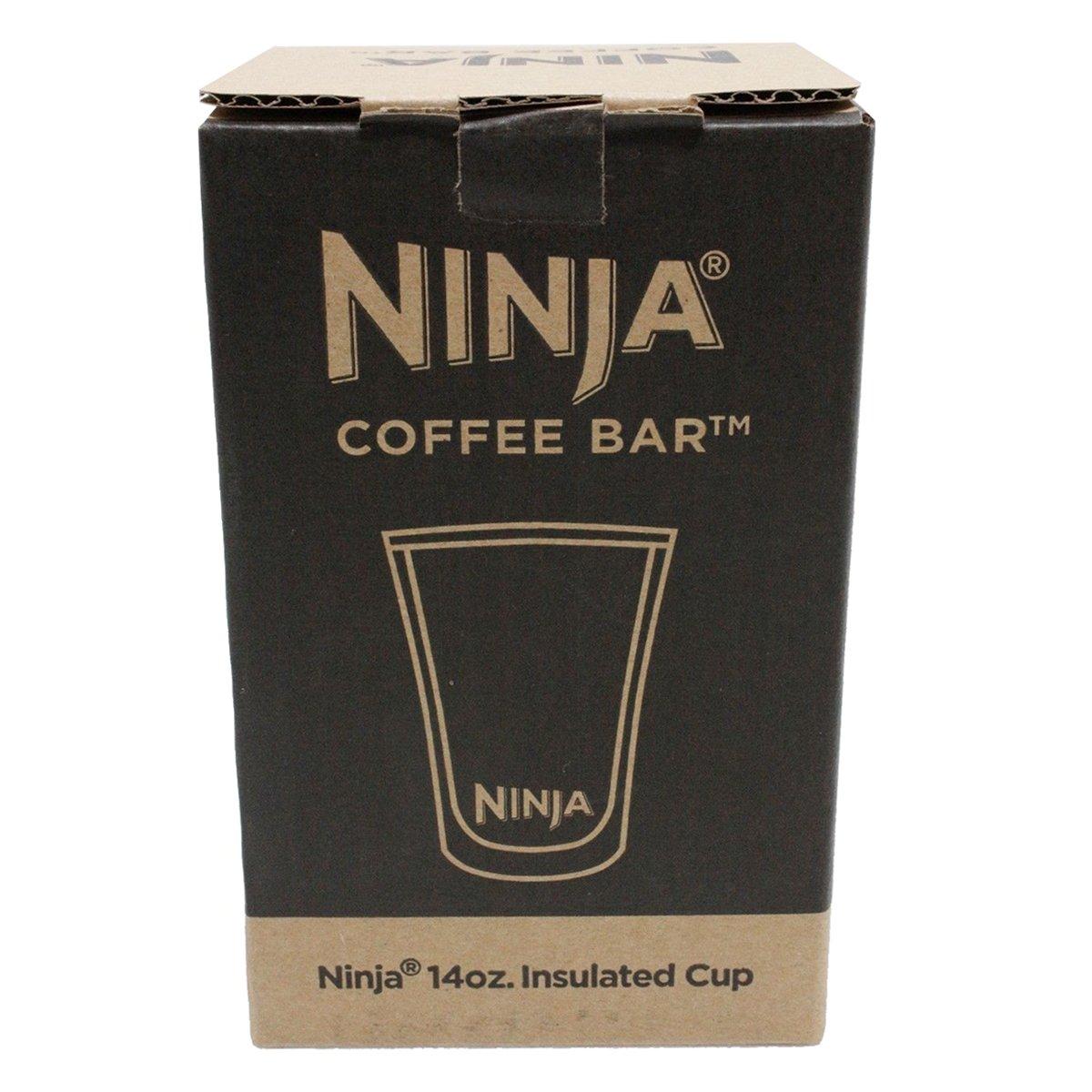 Ninja 14 Ounce Microwave Safe Plastic Double Insulated Cup for Ninja Coffee Bar (4)