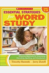 Essential Strategies for Word Study Kindle Edition