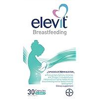 Elevit Breastfeeding Multivitamin Capsules 30 pack