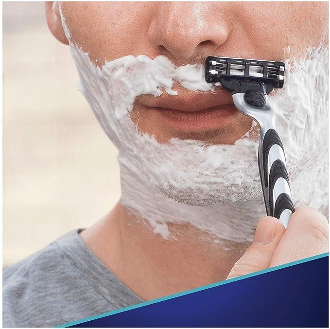 Gillette Mach3 - Cuchillas para afeitadora manual, pack de 20 ...