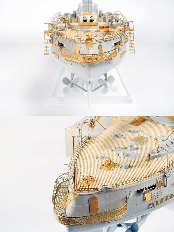 Amazon.com: MK. 1 diseño 1: 200 IJN acorazado Mikasa detail ...
