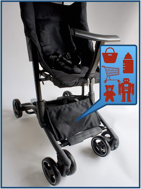 bis zu 15 kg LIGHTY Kompakter Kinderwagen f/ür Kinder von 7 bis 36 Monaten