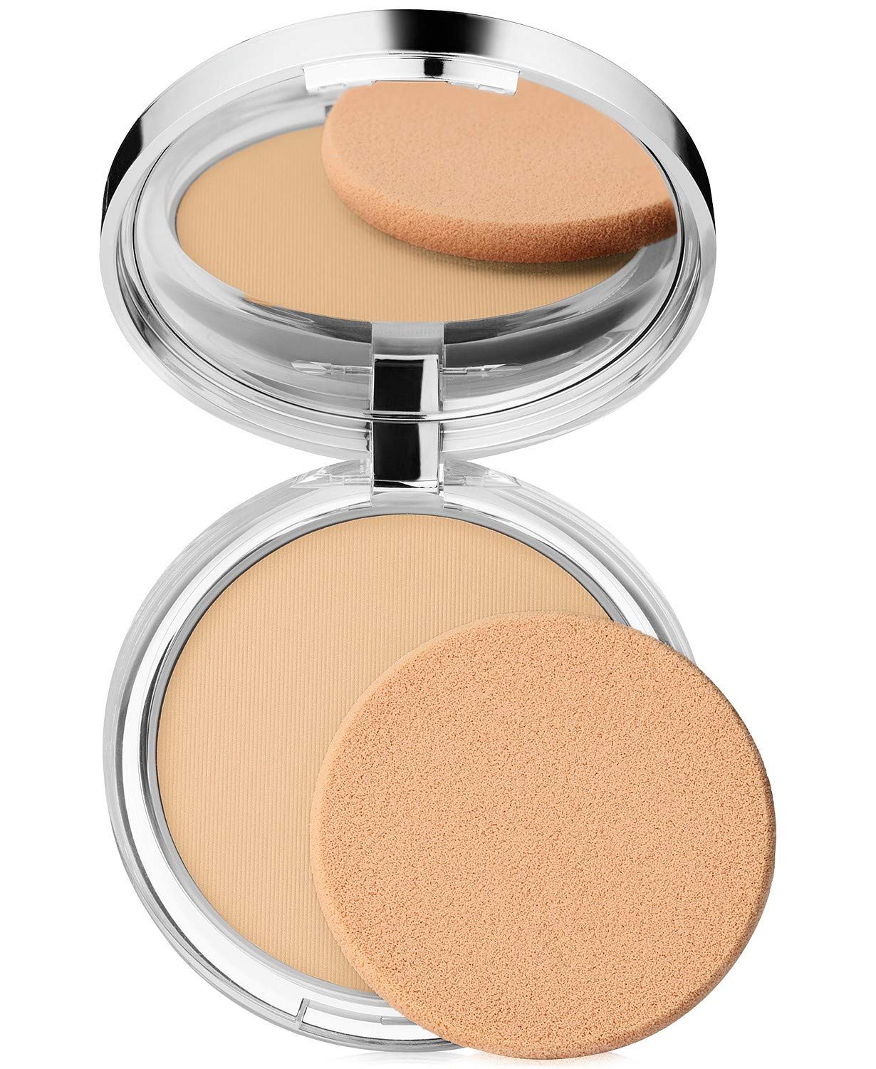 New! Clinique Stay-Matte Sheer Pressed Powder, 0.27 oz / 7.6 g, 101 Invisible Matte (All Skin Tones)