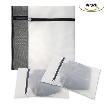Socken Wäschenetz für Waschmaschine Wäschesack Schwarz Wäschebeutel für Dessous