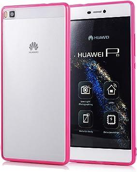 Arbalest® Funda Huawei P8 Grace, [Hybrid Bumper] [Absorción de ...