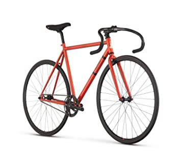 Raleigh Bikes Rush Hour Fixed Gear City Bike Sports