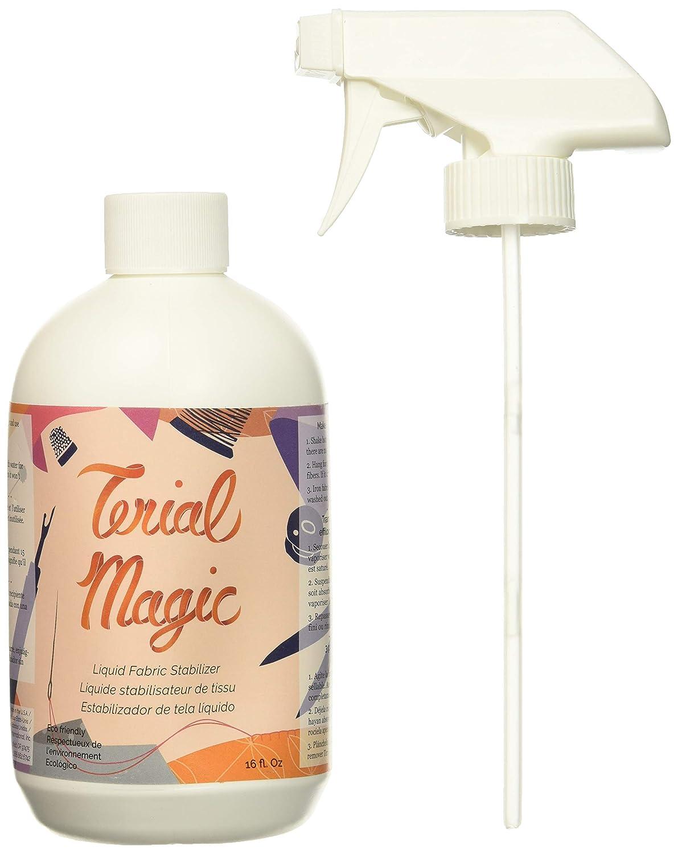 Terial Magic TM11005 (32oz) Fabric-stabilizers, Medium, White Imagination International Inc.