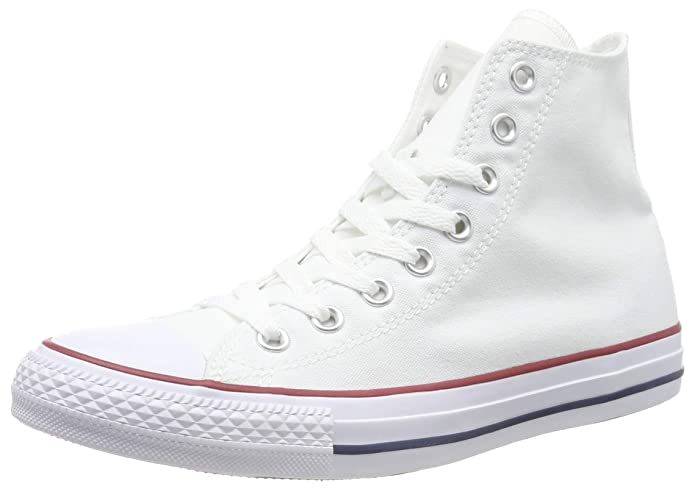 Converse Chuck Taylor (Chucks) All Star High Top Sneaker Unisex Weiß