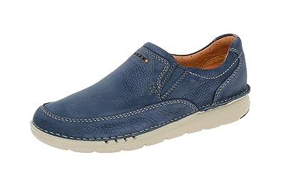Clarks 26133538 7 - Mocasines de Piel para Hombre: Amazon.es: Zapatos y complementos