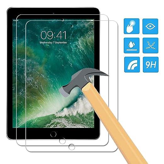 6 opinioni per iPad Pro 10.5 Pellicola Protettiva [2 Pack],AILRINNIVetro Temperato Pellicola