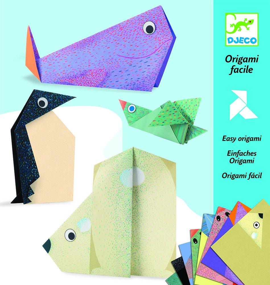 papiroflexia Origami animales polares: Amazon.es: Bebé
