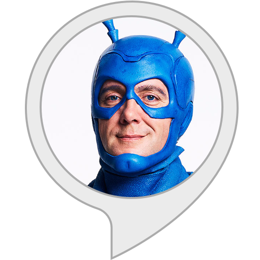 The Tick's Housework Hero