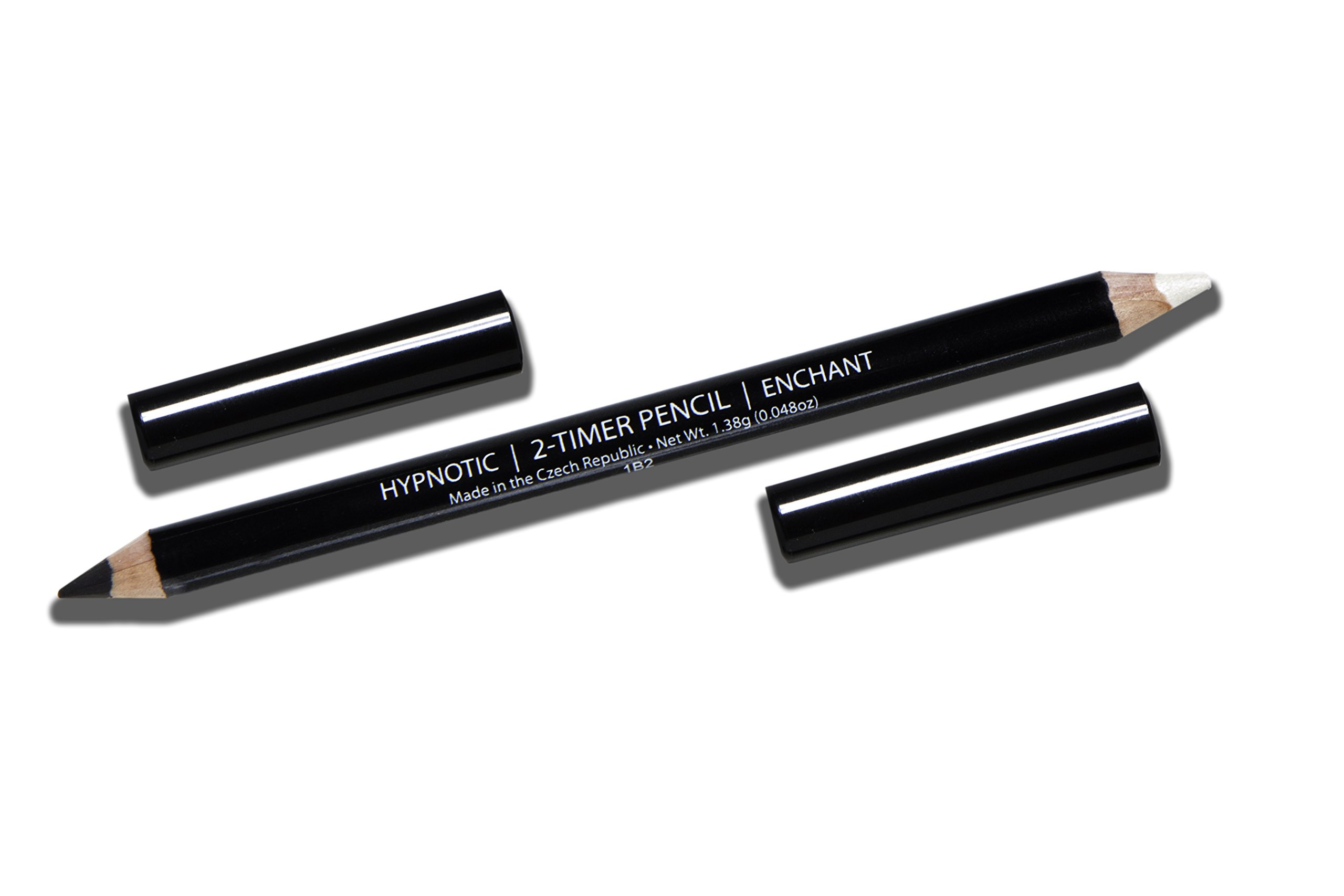 Long Lasting Duo Eye Liner and Highlighter Pencil - Alexis Vogel 2 Timer Pencil: Hypnotic