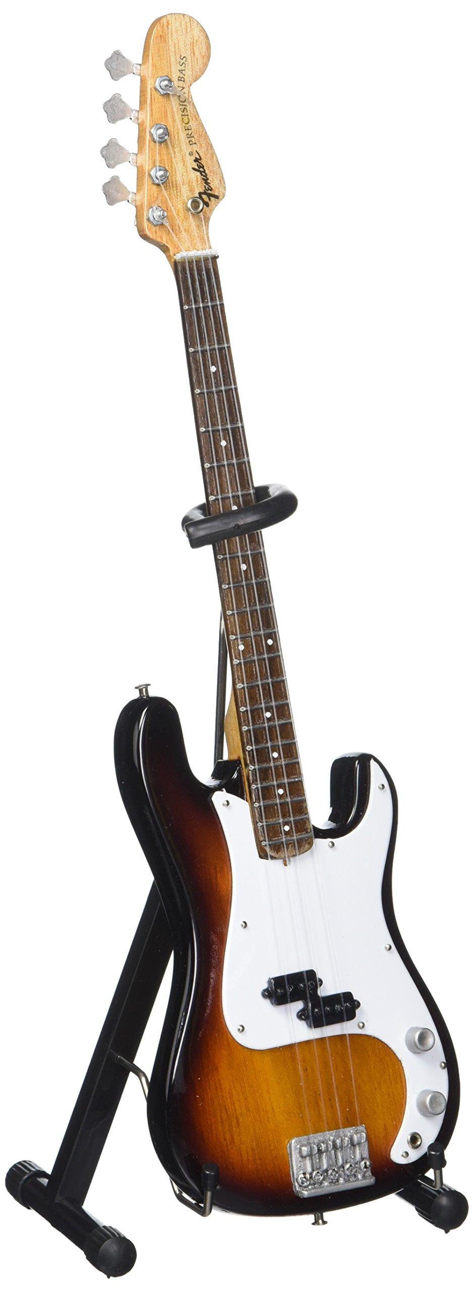 AXE HEAVEN FP-001 Licensed Fender Precision Bass Classic Sunburst