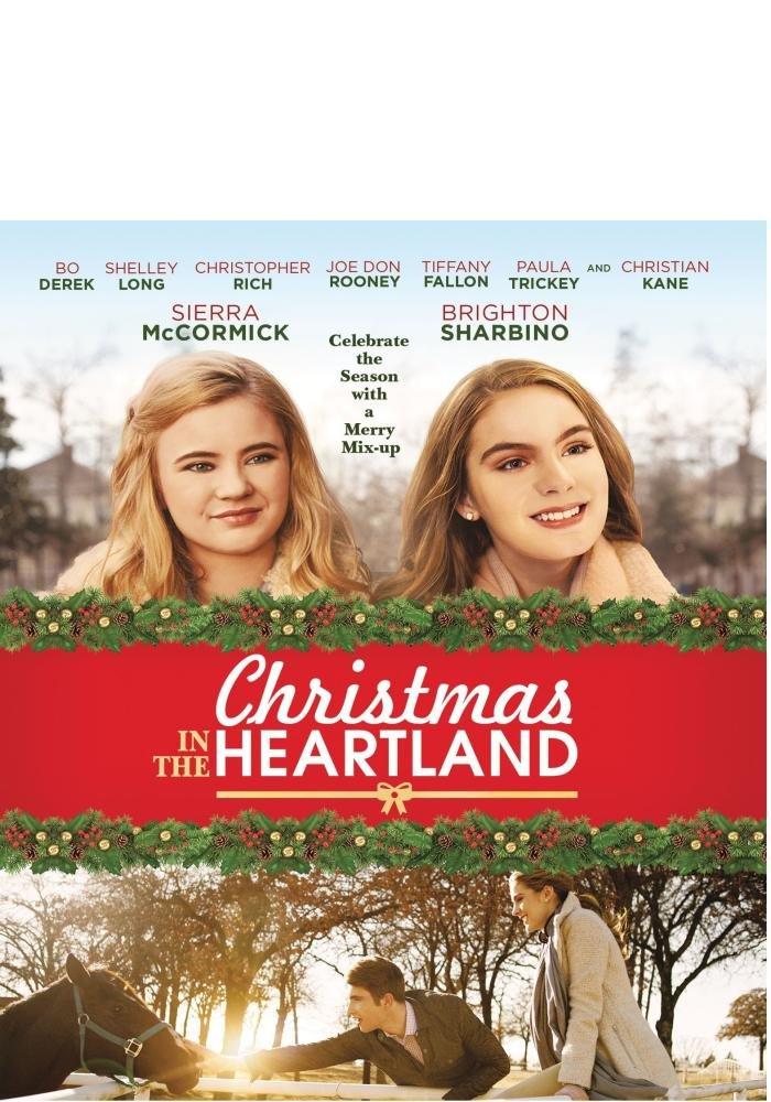 Christmas In The Heartland.Amazon Com Christmas In The Heartland Blu Ray Harvey