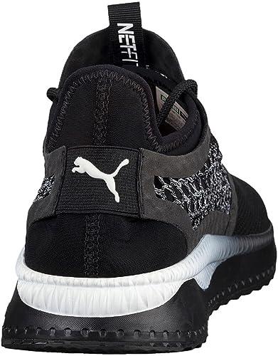 aceef9f36fa543 Amazon.com  PUMA Tsugi Netfit V2-36539802 - Color Black - Size  10.5  Shoes