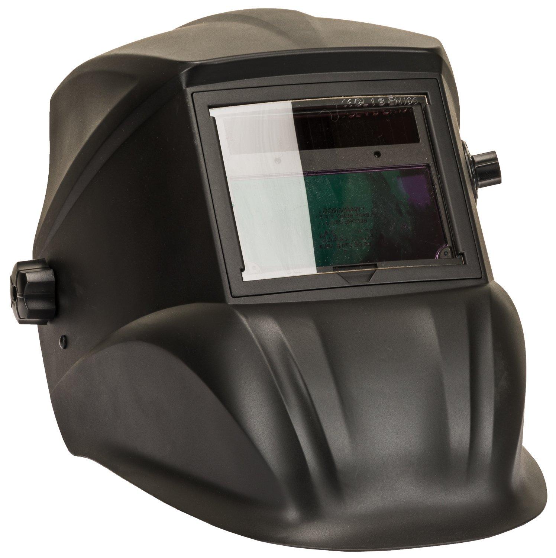 Forney 55705 Advantage Series Black Matte Auto Darkening Welding Helmet