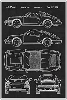 Amazon.com: Porsche 550 Spyder Poster, 1953 Vintage Racing Car Art on ariel atom blueprints, porsche gt3 blueprints, ac cobra blueprints, hummer blueprints, gmc blueprints, nissan blueprints, honda blueprints, porsche suv blueprints, chrysler blueprints, mazda blueprints,