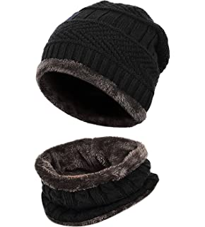 Sincere Wig Caps Beanie Men Winter Warm Hat Handmade Hunting Caps Sports & Entertainment