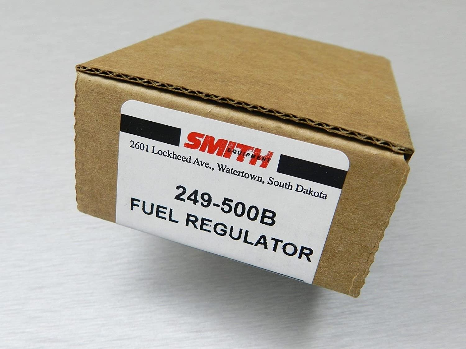 E 7 LITTLE TORCH SMITH REGULATOR PRESET FUEL PROPANE 249-500B FOR DISPOSABLE TANK