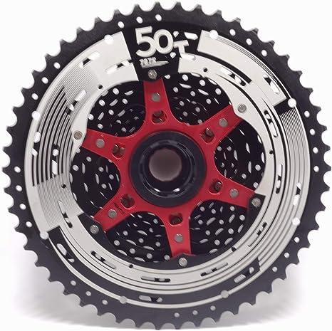 Bike Rueda Libre 12 Velocidad Cassette 11-52T Cassette para ...
