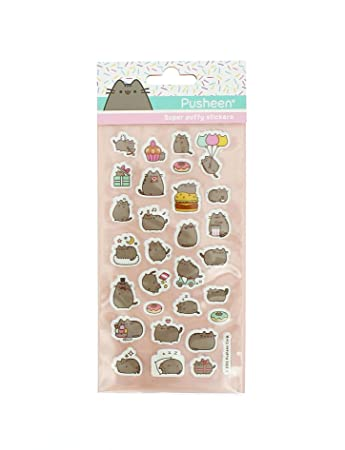 ... Pusheen Sticker 18 ...