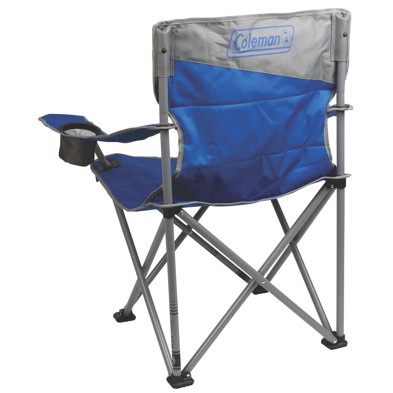 Amazon.com : Coleman Big-N-Tall Quad Camping Chair : Sports \u0026 Outdoors